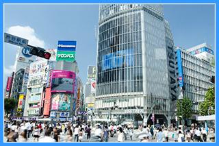 渋谷区の地域情報
