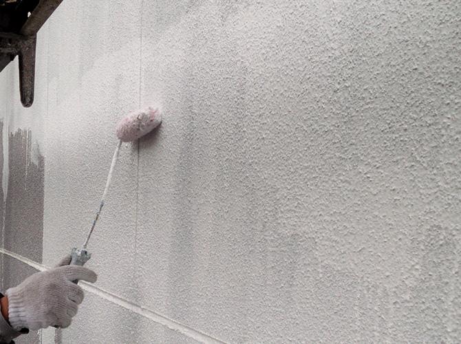 外壁塗装施工前画像