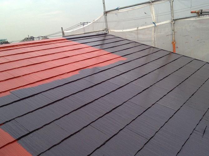サーモアイ4Fは人気の遮熱性の高い塗料です。