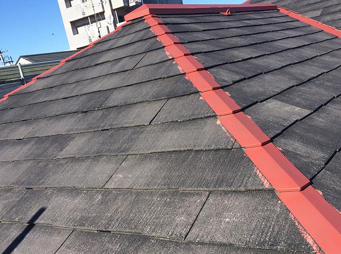 鉄部にはしっかりと錆止めを施工して腐食を防止します。