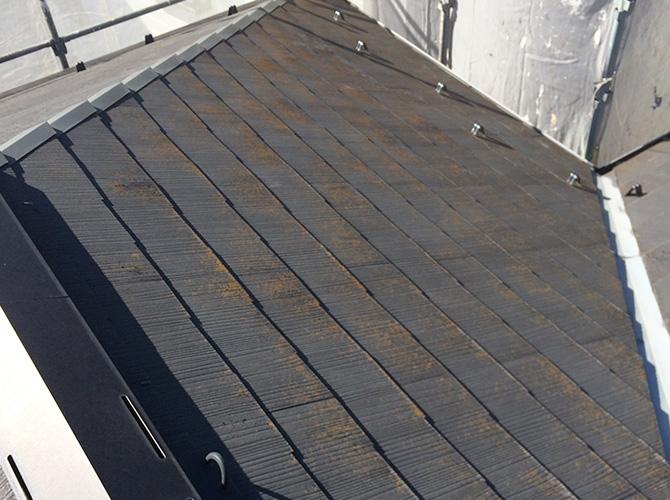 外壁と同様に屋根も定期メンテナンスが必要です。