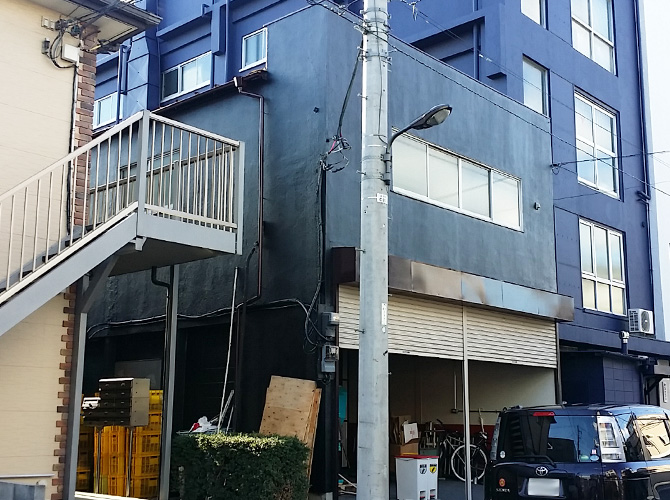 外壁塗装・屋根塗装工事の施工後