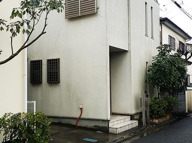 外壁塗装・屋根塗装工事の施工前
