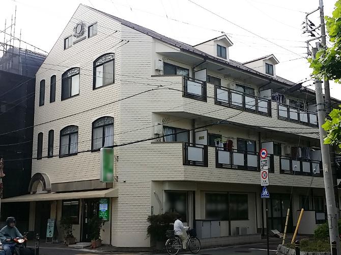 東京都足立区マンションの外壁塗装・屋根塗装工事の施工後