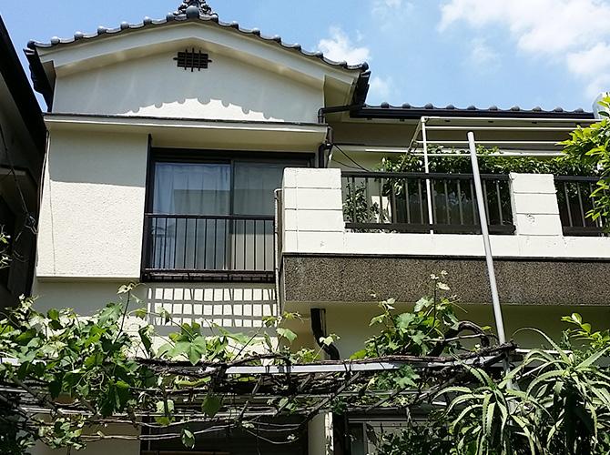 東京都葛飾区の外壁塗装・屋根修理工事の施工後