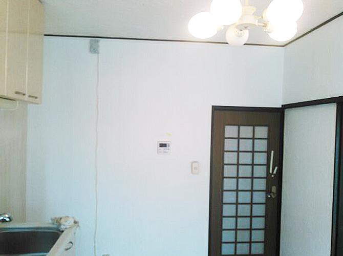 埼玉県川口市の戸建て住宅内装塗装の施工後