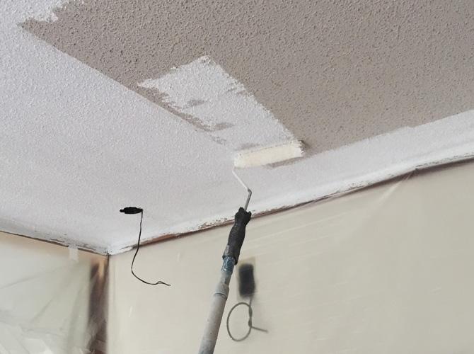 団地・アパートの内装塗装はお任せください。