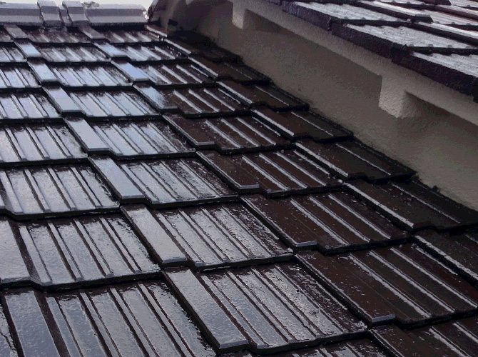 千葉県船橋市の外壁塗装・屋根塗装工事の施工後