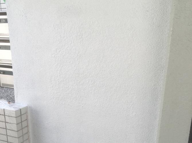 東京都羽村市アパートの部分塗装工事の施工後