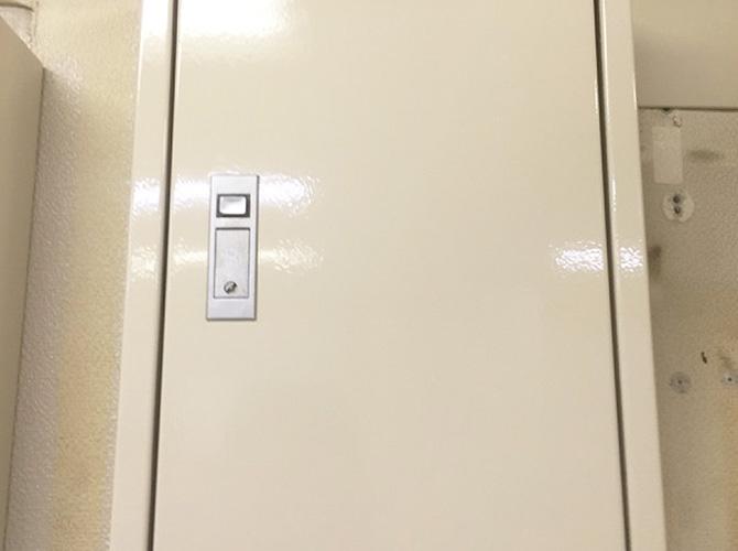 東京都港区日本橋の店舗内装塗装工事の施工後