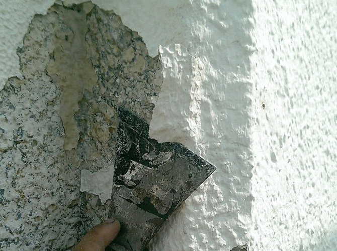 神奈川県横浜市幼稚園の外壁塗装・屋根塗装工事の施工前
