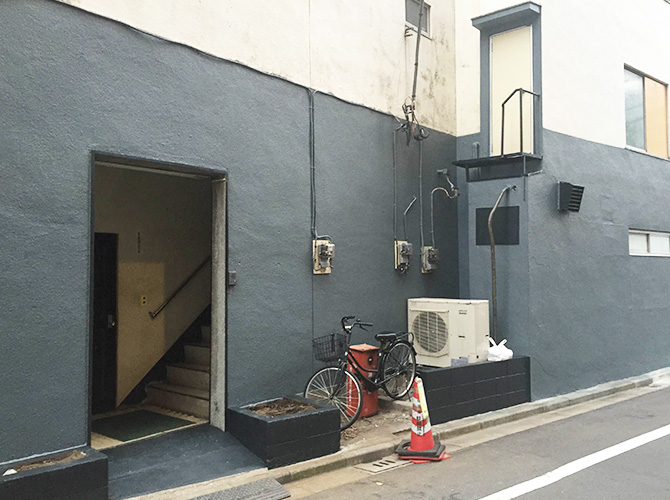 東京都台東区事務所の外壁塗装・内壁塗装工事の施工後