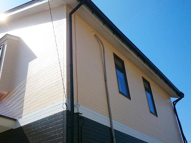 東京都あきる野市の外壁塗装・屋根塗装工事の施工後