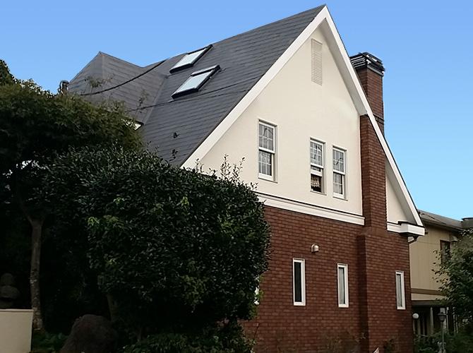 千葉県四街道市の外壁塗装・屋根塗装工事の施工後