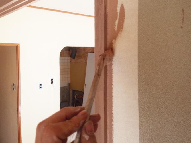 住宅の内装塗装工事はお気軽にご相談下さい。