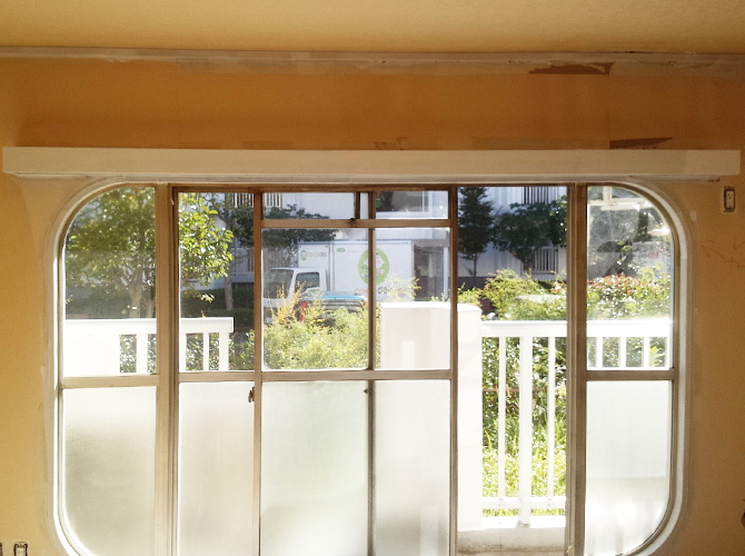 埼玉県三郷市戸建て住宅の内装塗装工事の施工後