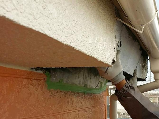 劣化状況に合わせた補修工事を施工いたします。