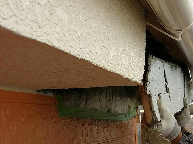 雨漏りなどの修理工事もお任せ下さい。