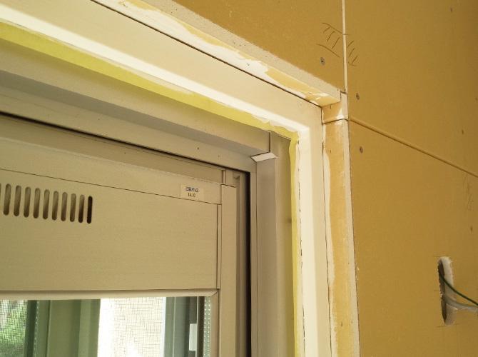 千葉県浦安市アパートの内装塗装工事の施工前
