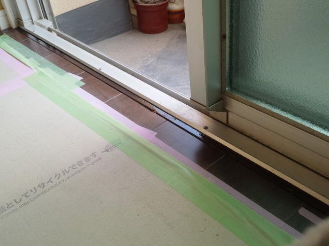 内装塗装から内装の補修工事まで対応可能です。