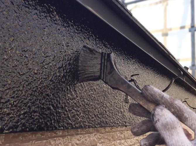 外壁と一緒に付帯部の塗装工事もお任せ下さい。
