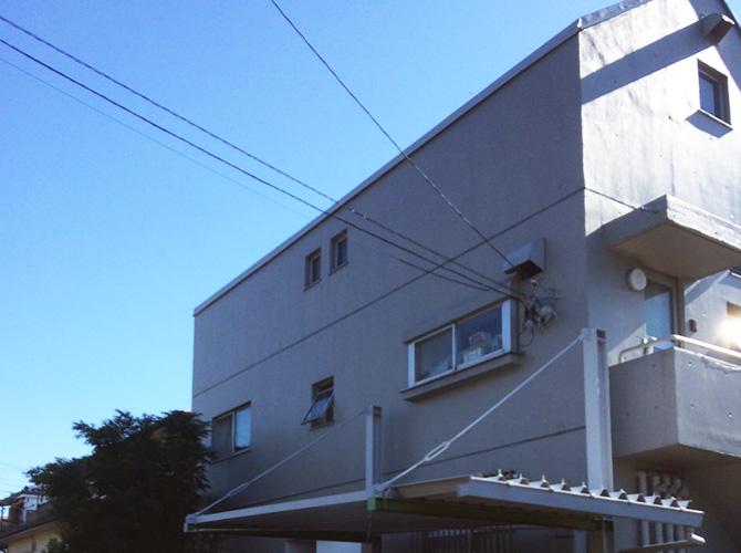 神奈川県厚木市のシール補修・防水工事の施工前
