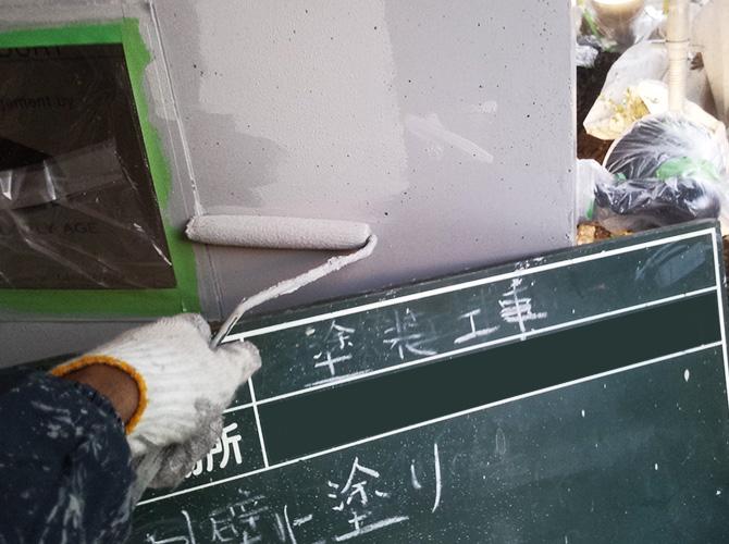 様々な外壁材の種類で塗装工事を施工いたします。