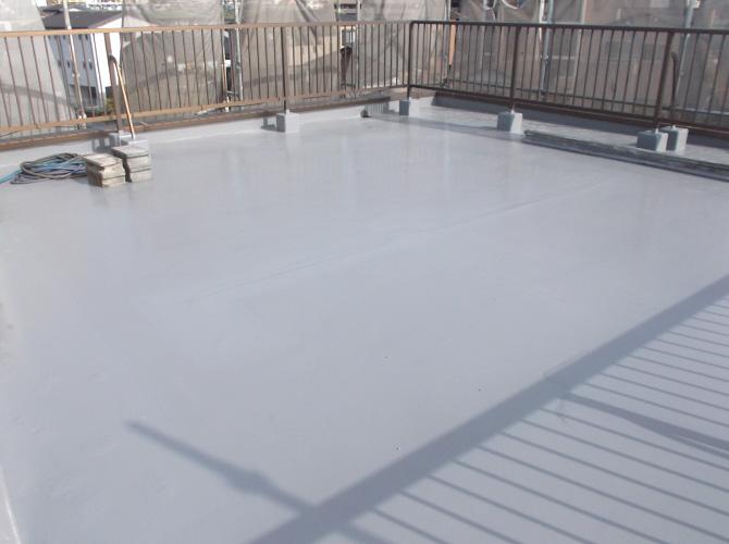 屋上やベランダの防水工事もお任せ下さい。