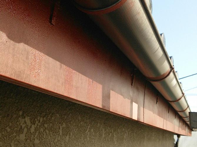 鉄部など付帯部の塗装工事もお任せ下さい。