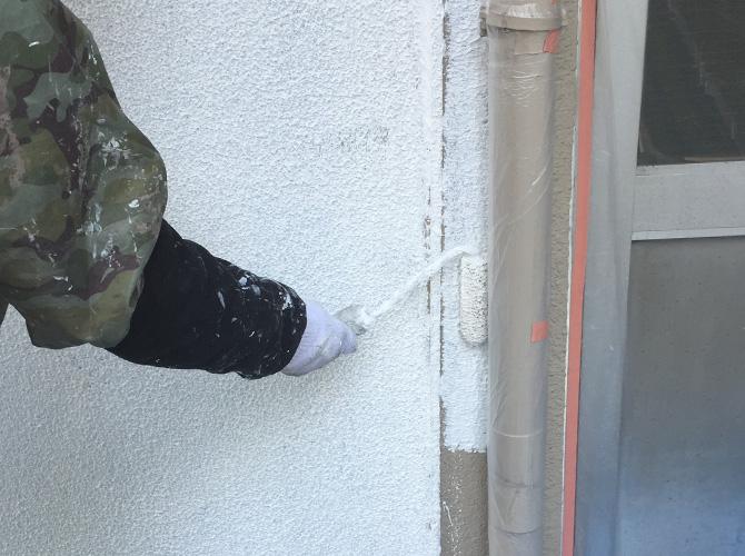 マンション・ビルなどの外壁塗装はお任せ下さい。