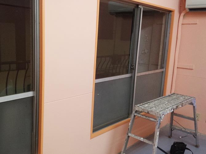 一室の内装塗装もお気軽にご相談ください。