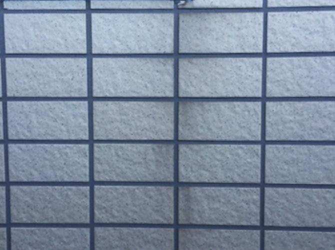 千葉県千葉市マンションの外壁タイル洗浄工事の施工前