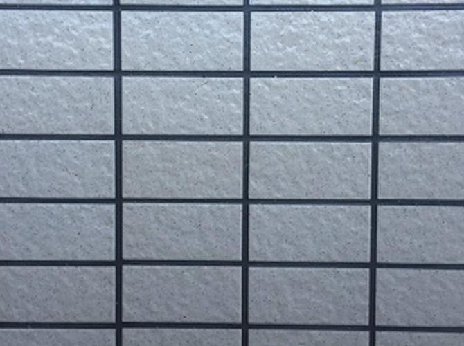 千葉県千葉市マンションの外壁タイル洗浄工事の施工後