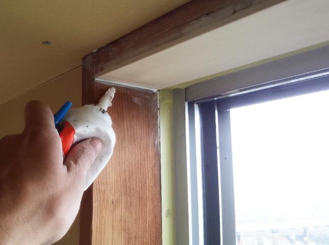 塗装と同時に各種補修も施工可能です。