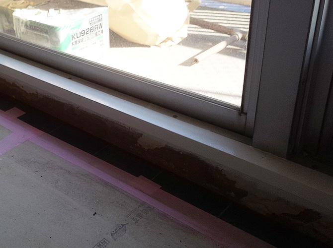 一室の内装塗装は最短1日で完了します。