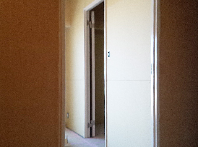 埼玉県三郷市マンションの内装塗装工事の施工後