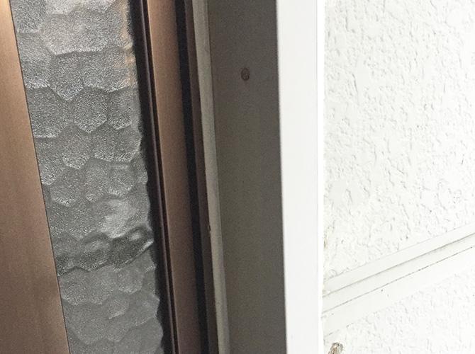 コーキング補修も外壁塗装と同時工事が可能です。