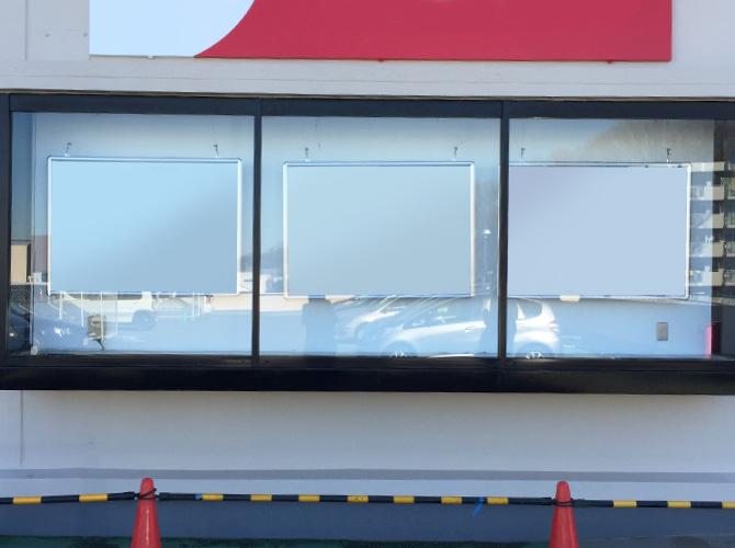 東京都八王子市ATM塗装工事の施工後