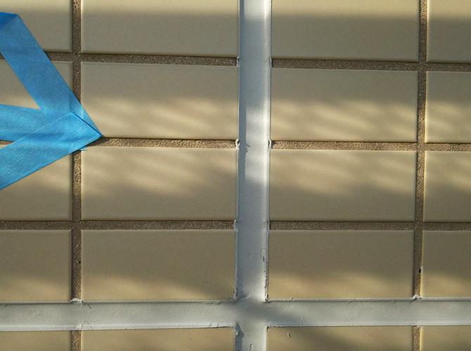 東京都江東区ビルの外壁シーリング工事の施工後