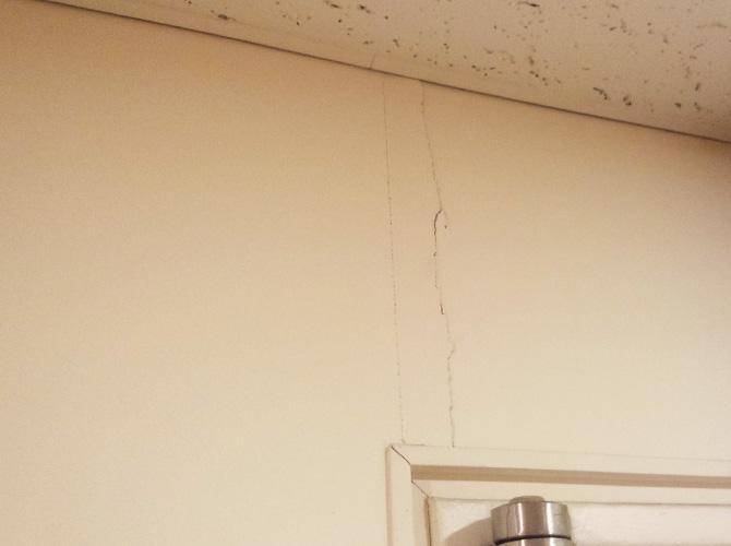内壁によって塗装・クロス張り替えなども対応可能です。