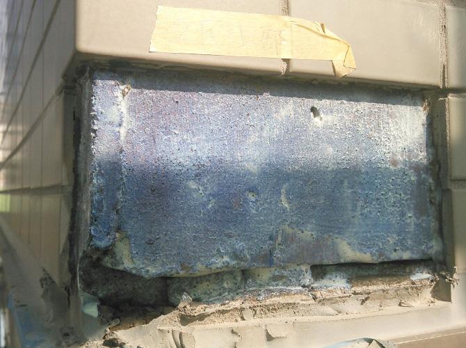 外壁タイルの補修工事はお任せ下さい。