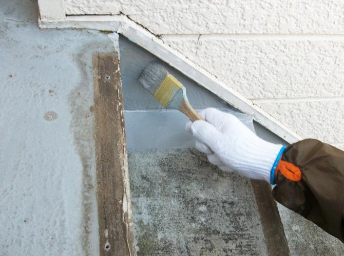 共用階段の補修・防水はお任せ下さい。