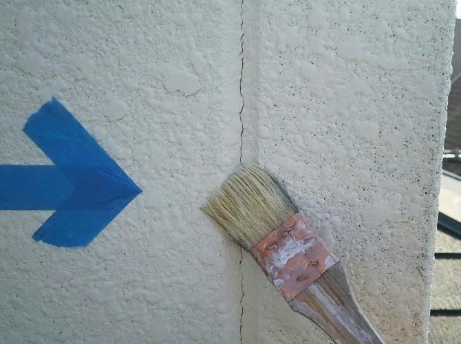 接着剤を塗布していきます。