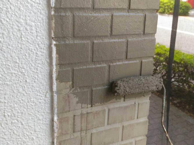 外壁タイルの補修・塗装はおまかせ下さい。