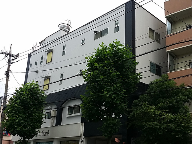 ビルやマンションの大規模修繕工事はおまかせ下さい。