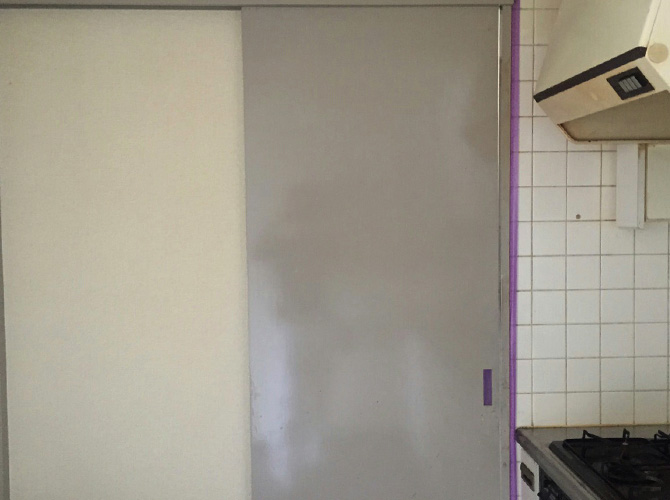 東京都世田谷区マンション内装塗装工事の施工前