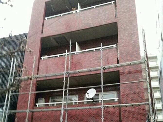 外壁塗装施工