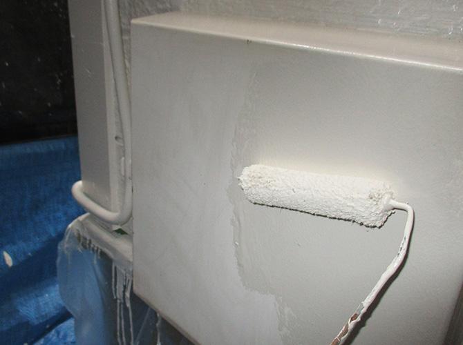 鉄部など付帯部の塗装もおまかせ下さい。