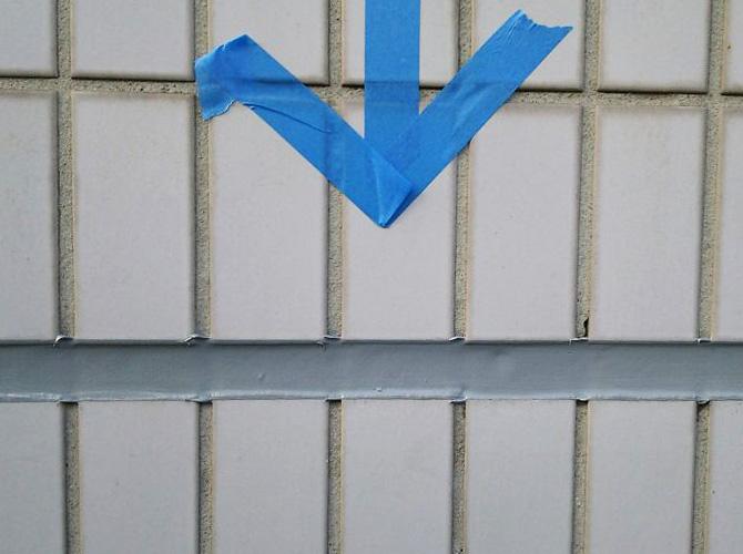 シール打ち替え工事で外壁を守ります。