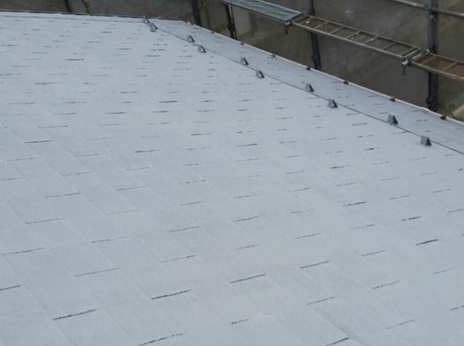 東京都三鷹市幼稚園の外壁塗装・屋根塗装工事の施工後